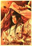 fujiwara no sai by guri-chan
