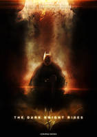 The Dark Knight Rises Poster 2 by visuasys