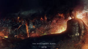 Batman - The Dark Knight Rises Banner