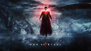 Man of Steel - Wallpaper 4 *blue*