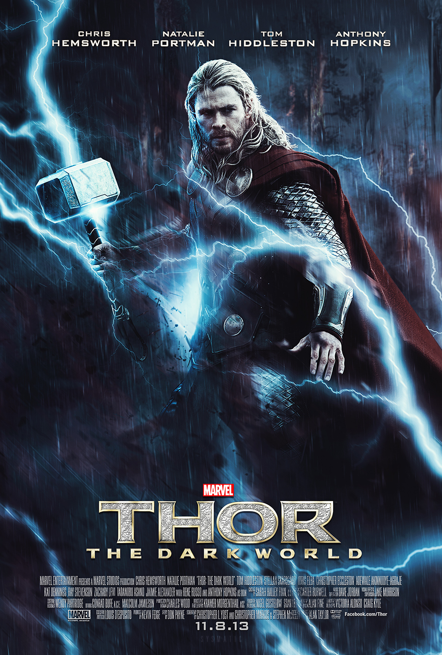 thor: the dark worldvisuasys on deviantart
