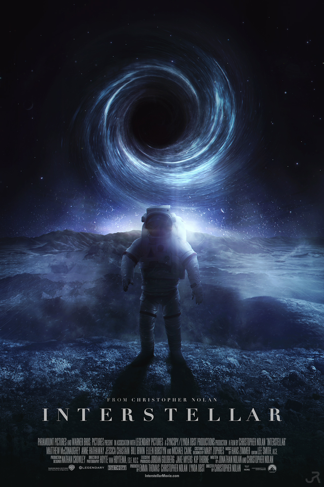 Interstellar Movie Review - Stance: Studies on the Family