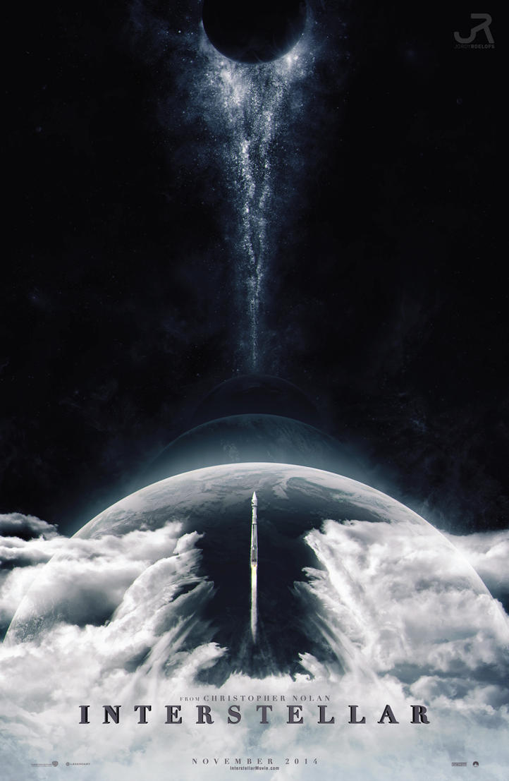 Interstellar Poster #7 by visuasys