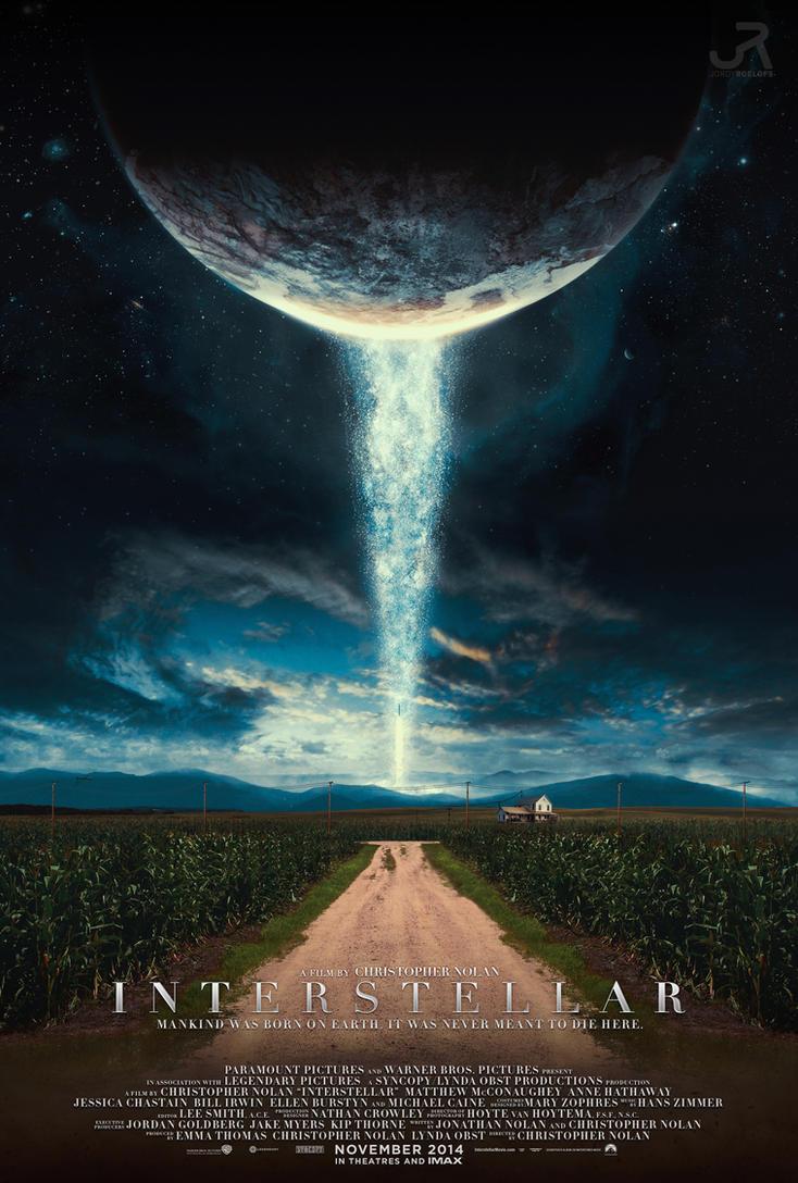 Interstellar Poster #9 by visuasys