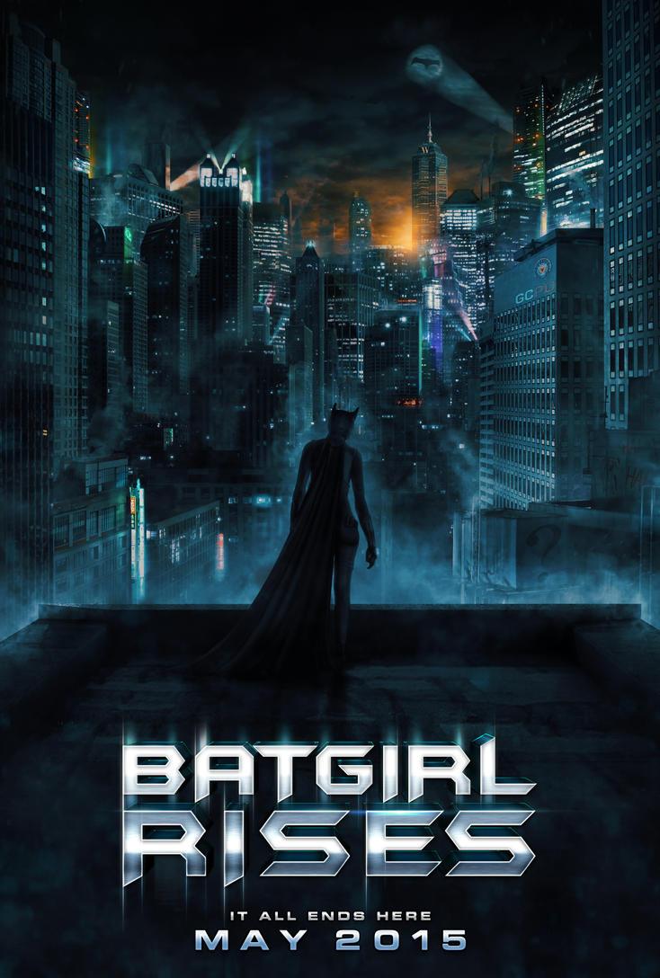 Batgirl Rises (Fan Film) by visuasys