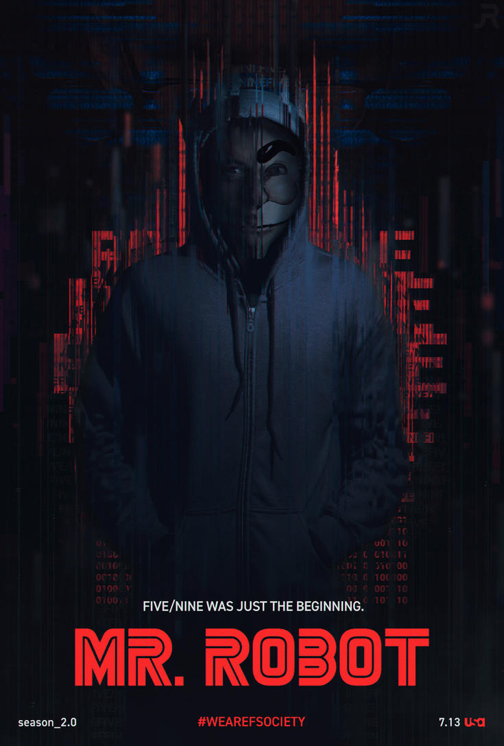 MR. ROBOT season_02 by visuasys