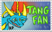 Tang Stamp by Kurtassclear