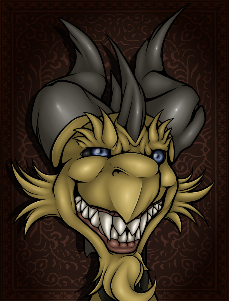 Vheishire Dragon by Kurtassclear