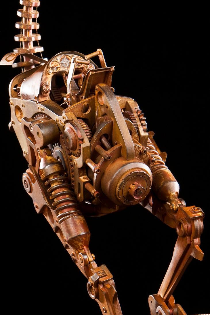 M.O.A.BOT Mk.I (detail) by ScoobasteveNZ