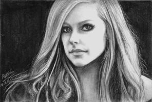 Avril Lavigne by airlabrador