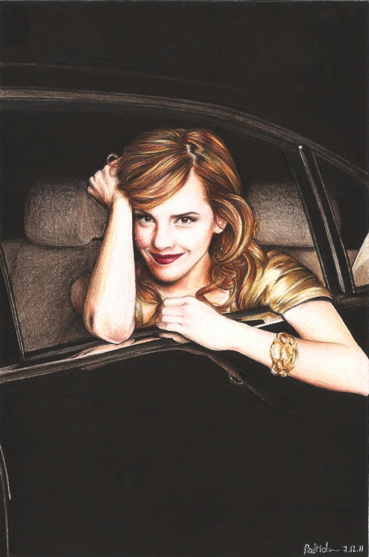 Emma Watson 2 by airlabrador