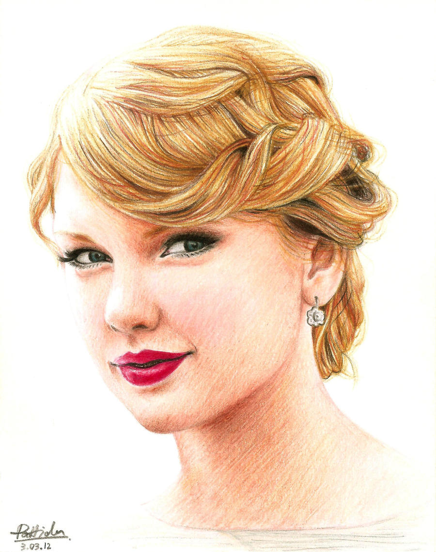 Drawing Lines With Swift : Taylor swift by airlabrador on deviantart