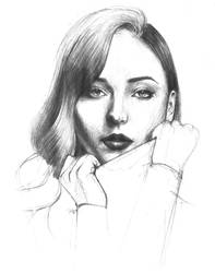 Sophie Turner 2 by airlabrador