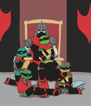 Foot turtles