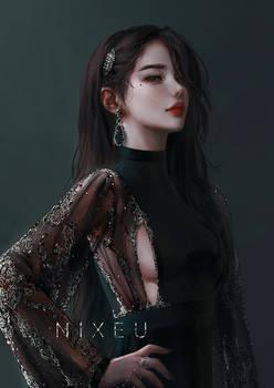 The Black Queen.