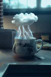 how Thor make soup warm