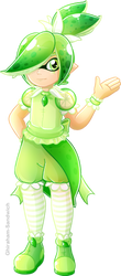 Lime Inkling by Ghiraham-Sandwich