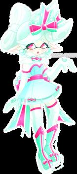 Marie - Splatoon Amino 1st Anniversary