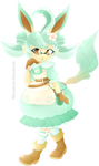 Leafeon Inkling