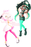 Off The Hook! (Pearl and Marina)