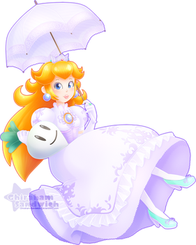 Peachy! [Smash Bros Melee]