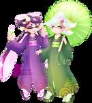 Callie and Marie [Splatoon 2]