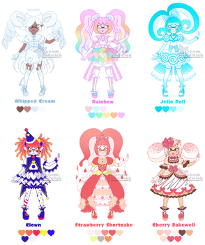 Inkling Adoptables - CLOSED