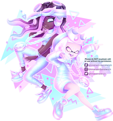 OFF THE HOOK by Ghiraham-Sandwich