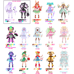 Splatoon X Animal Crossing Adopts PAYPAL ONLY