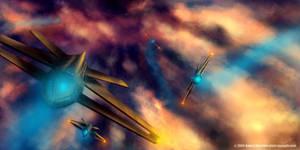 Flying Armada...