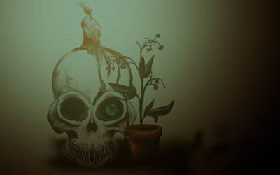An Alchemical Garden