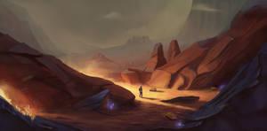 New world exploration