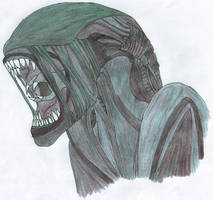 Xenomorph by Lucy101