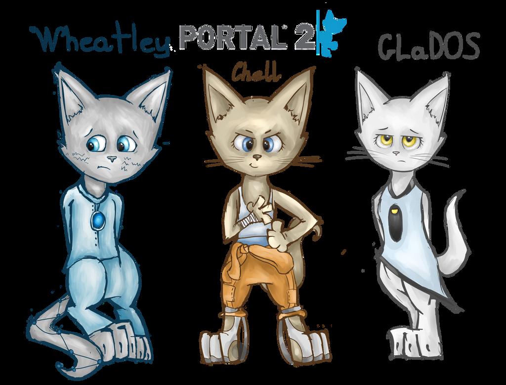 portal search games kitten