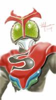 Kamen Rider (Stronger)