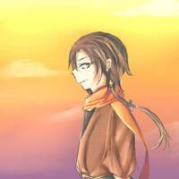 [Touken ranbu]Kashuu-doodle