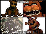 Too Many Freddys