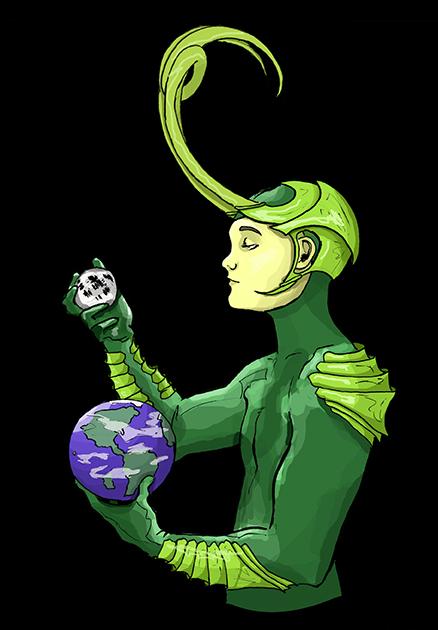 Loki by WillMcLaren
