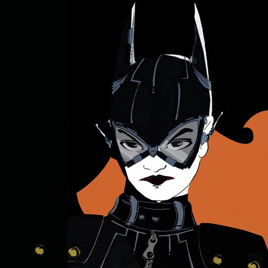 Batgirl by WillMcLaren