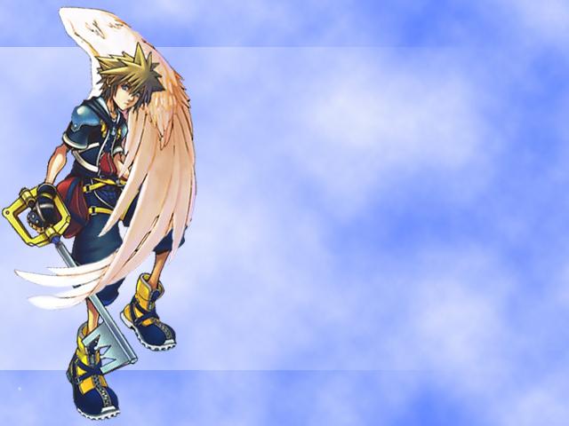 One Winged Sora by Jekhinji