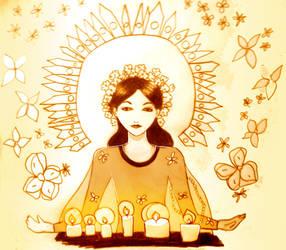 Virgen de las Penas