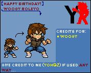Happy Birthday! - Woogy [LSW_2] by Yoh92