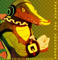 Vector The Crocodile by ZekukN