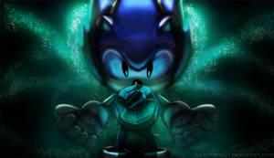 Sonic Found A Chaos Emerald! by ZekukN