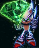 Hyper Sonic by ZekukN