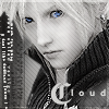 Cloud from FFVII:AC by paperdolldreams