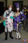 Dr. Zed/Mad Moxxie Cosplay - Ottawa Comiccon 2013