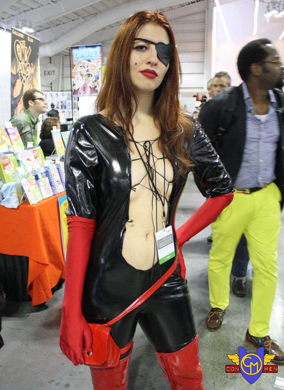Molotov cocktease cosplay