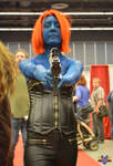 Mystique Cosplay - Montreal Comiccon 2014