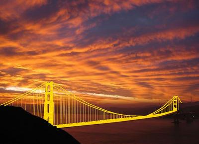 Tha real golden bridge by Bertthesweep